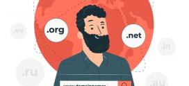 دامنه یا دامین یا domain چیست و چه ویژگی ها و ساختاری دارد؟