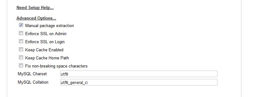 رفع خطا نصب بسته نصبی وردپرس