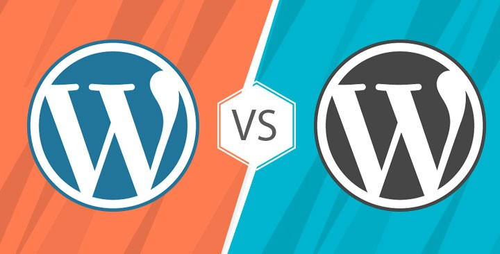 تفاوت بین WordPress.com و WordPress.org چیست؟ کدامیک بهتر است؟